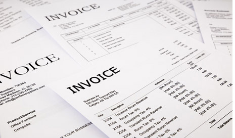 Online Invoice and Billing